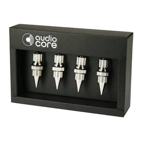 Шип Audiocore Spike Small MK2 Chrome